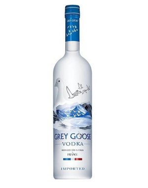 Grey Goose Vodka 1 Liter
