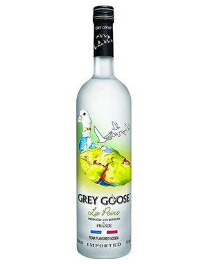 Grey Goose Vodka La Poire 1 Liter