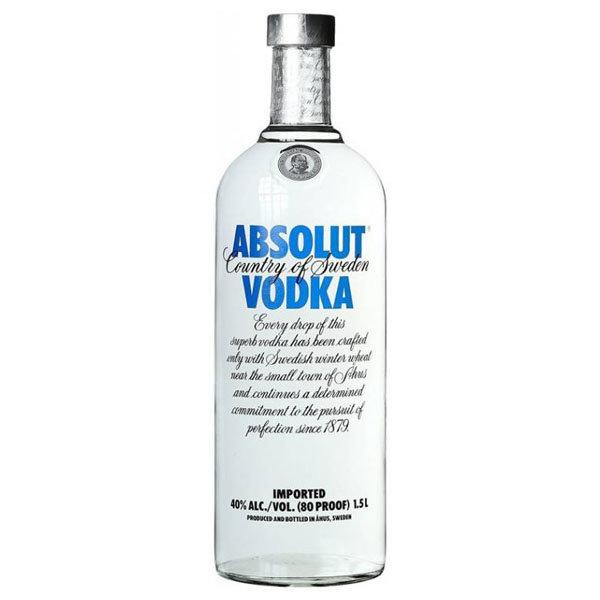 Absolut Vodka 1,5 Liter