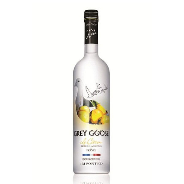 Grey Goose Vodka Citron 1 Liter
