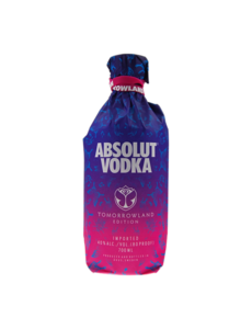 Absolut Tomorrowland 70CL