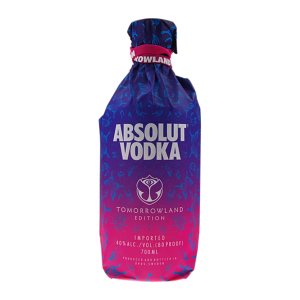 Absolut Absolut Tomorrowland 70CL