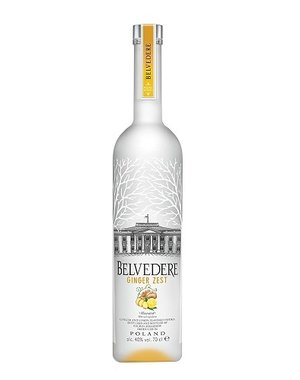 Belvedere Belvedere Ginger Zest - 70 cl