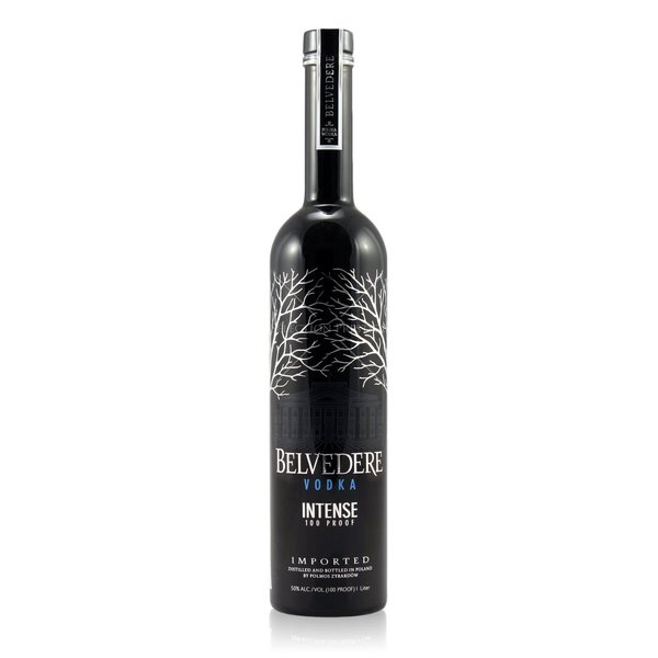 Belvedere Vodka Intense - 1 L