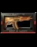 zlatogor geweervodka 700 ml gold