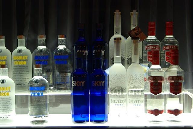 5x Aanbevolen Vodka voor je op een rij