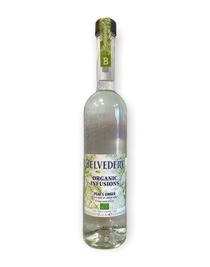 Belvedere Belvedere pear &  ginger
