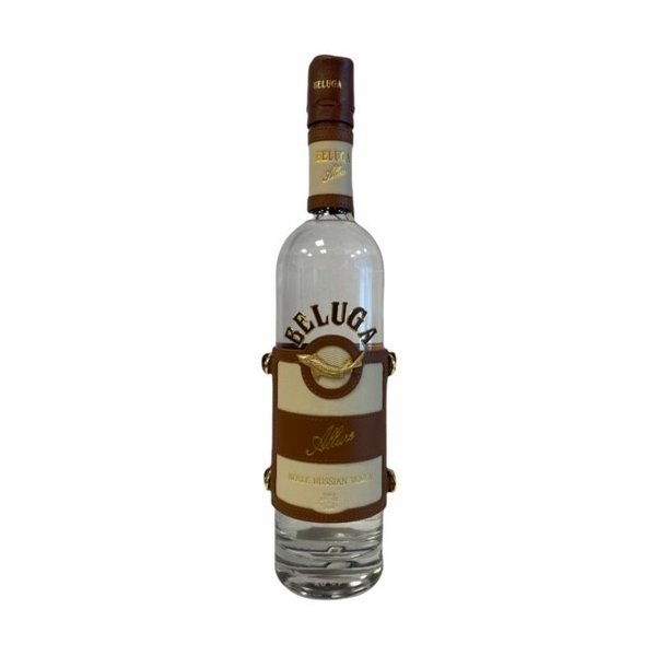 Beluga Allure Vodka Leather Case 70CL