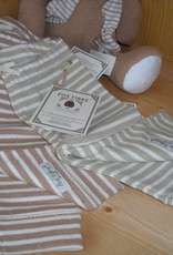 Baby pants striped mesh sizes 1, 3, 6 months.