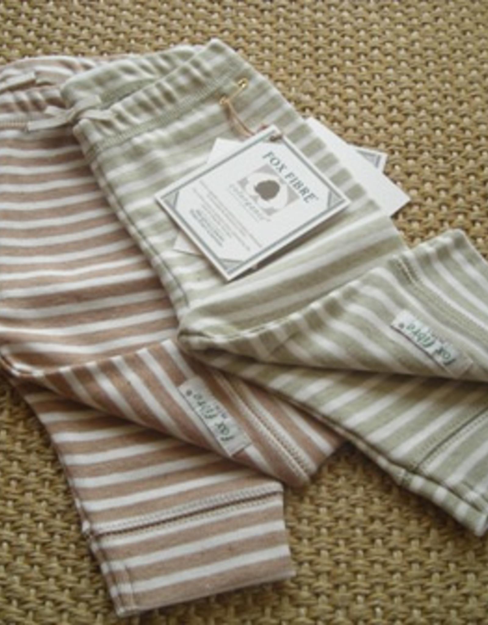 Pantalón malla bebé listado. Tallas 12, 18 meses.