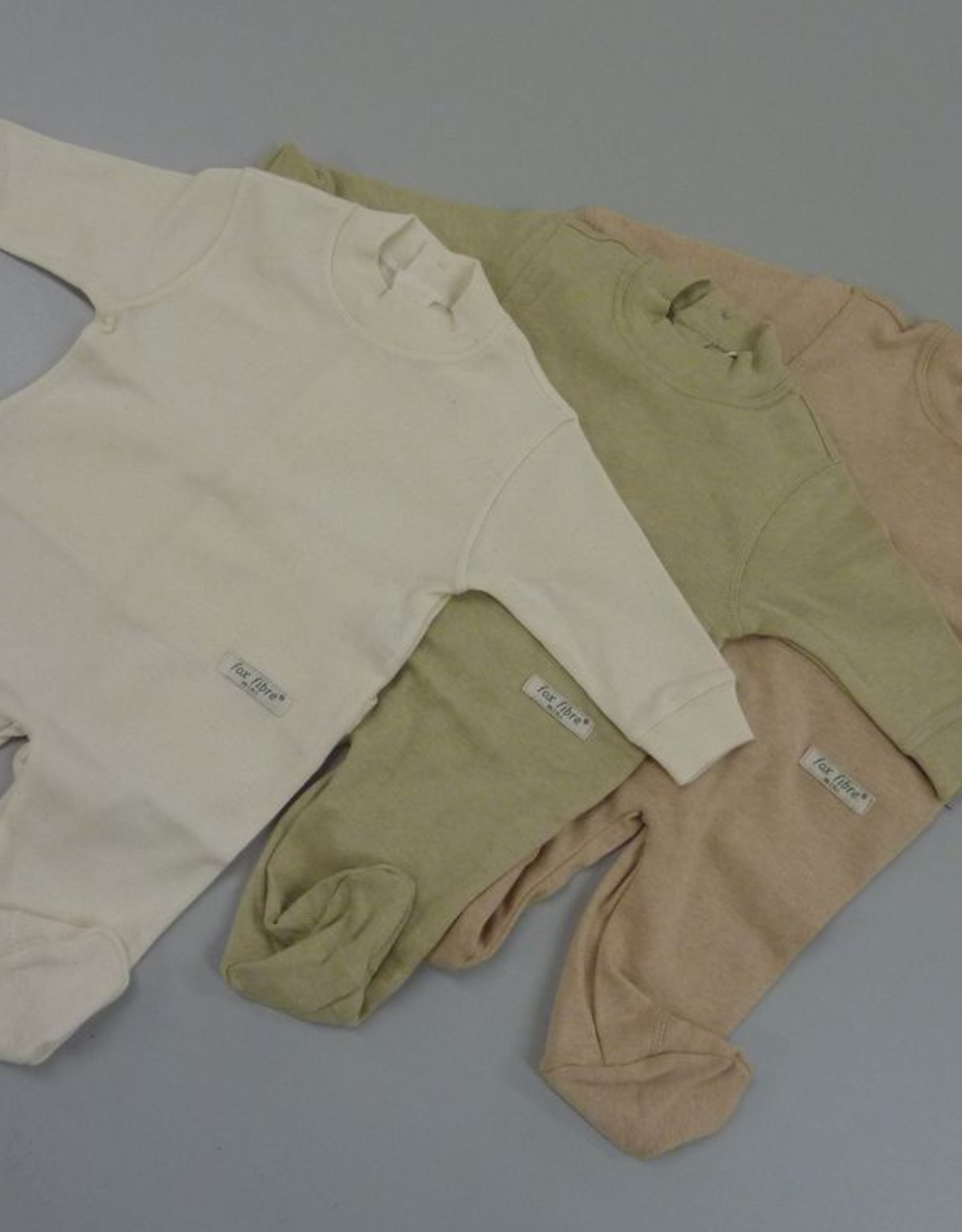 Long sleeve pajamas for baby. Sizes 12, 18, 24 months.