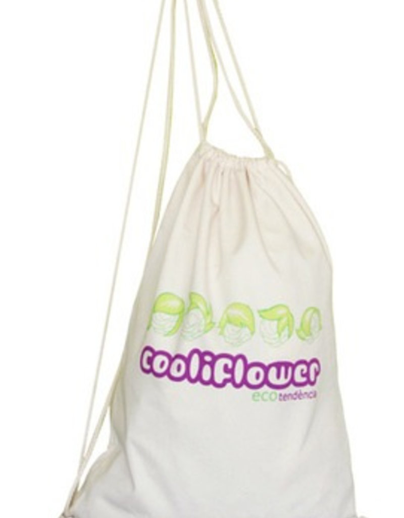 Cooliflower backpack.
