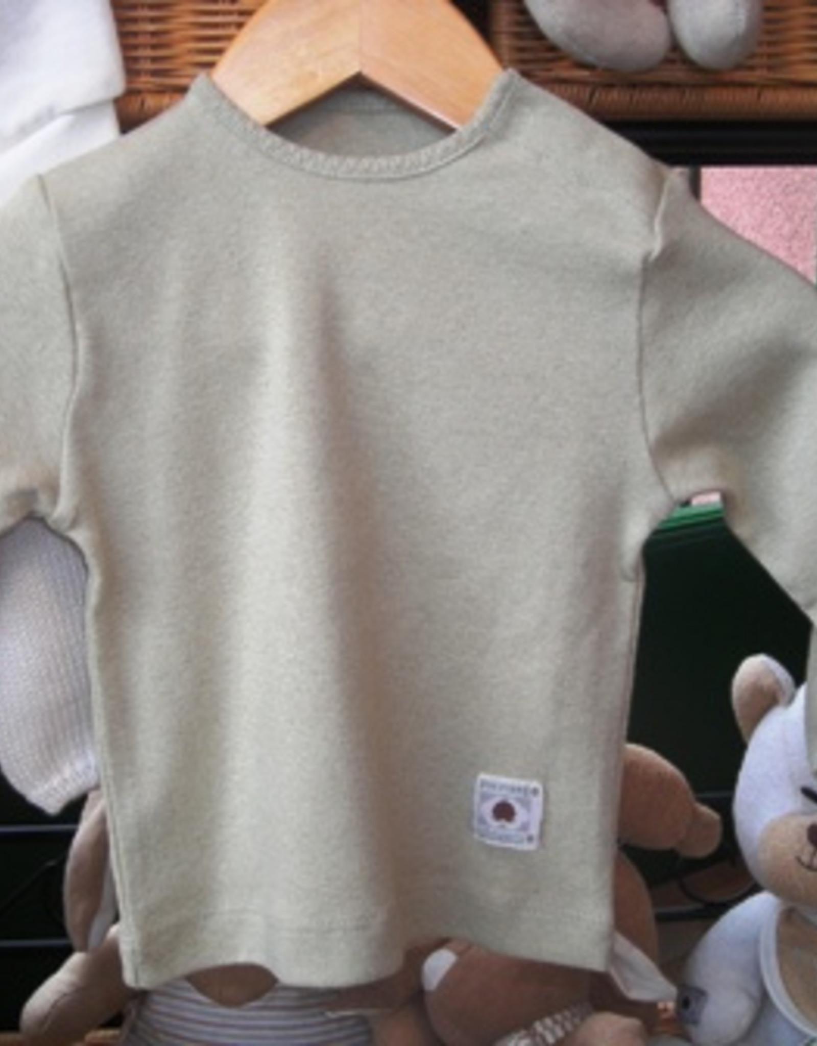 Baby t shirt zigzag. sizes 1, 3, 6 months.