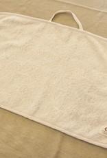 Kindergarten towel. measures 30x50cm.