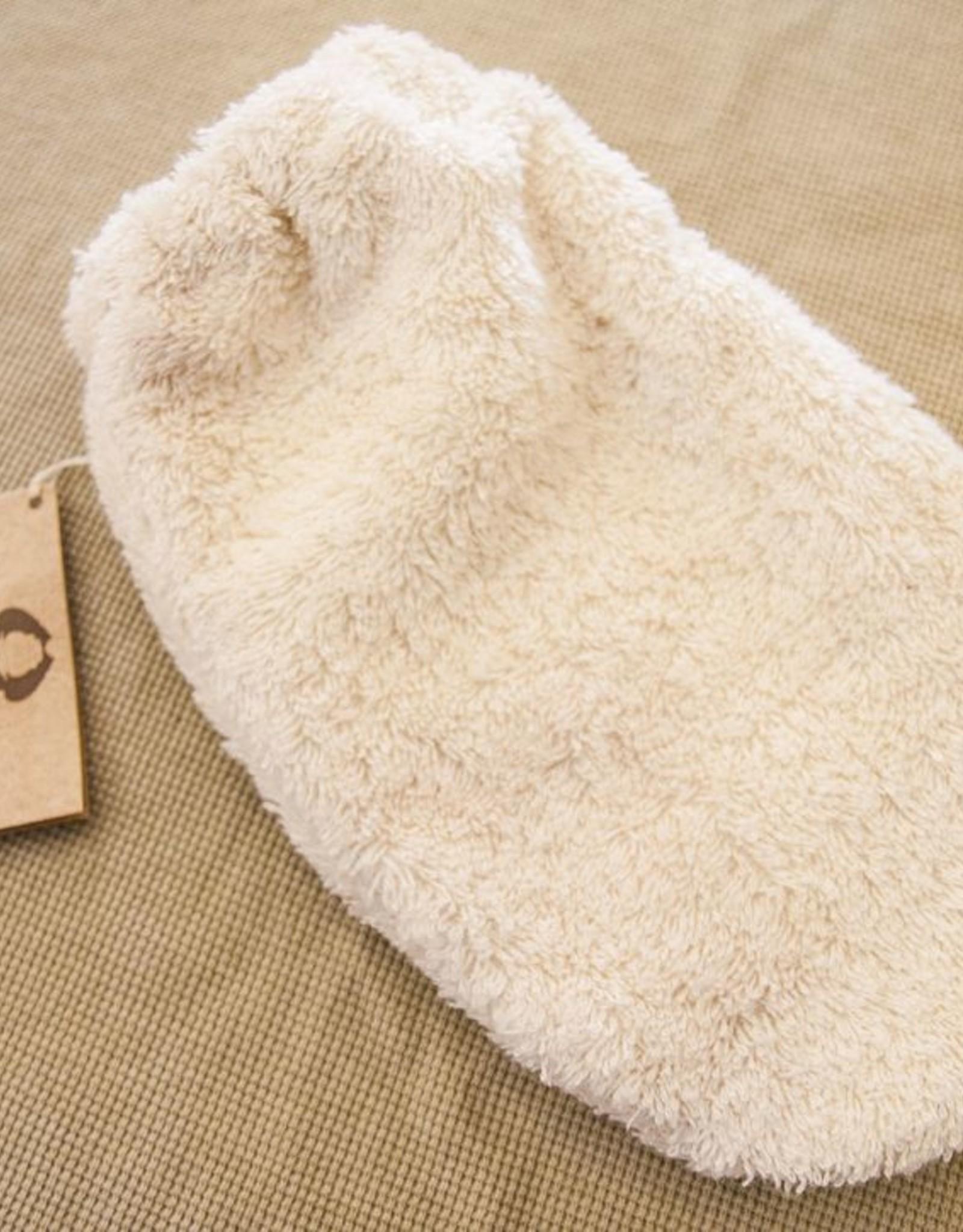 Terry glove for bath