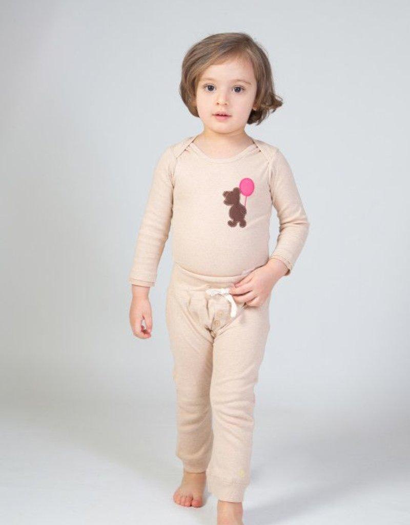 Pants 3 buttons