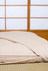Medium canvas futon cover.