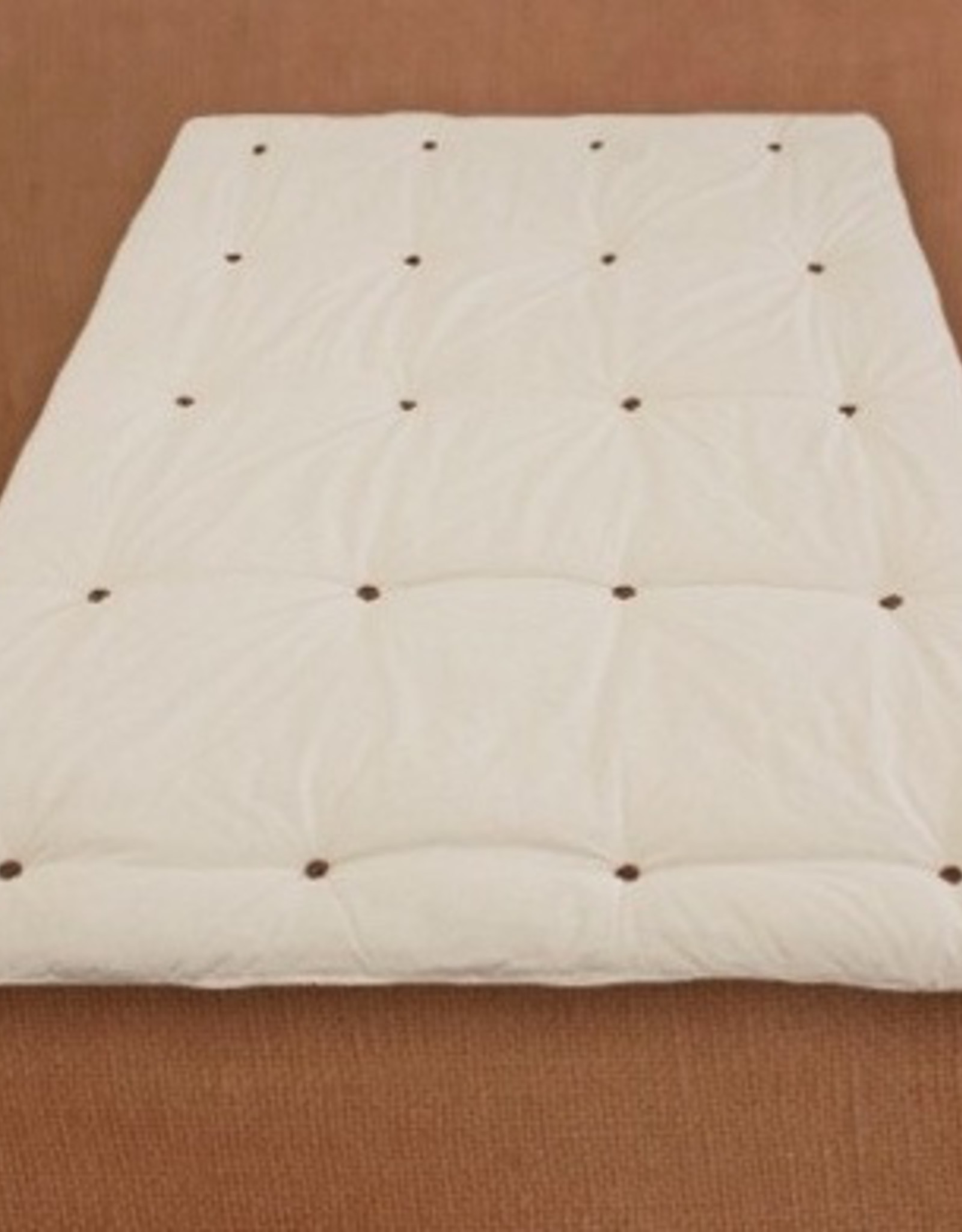 Mattress topper with 4 cm.