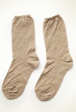 Long thin socks in packs of 2 pairs
