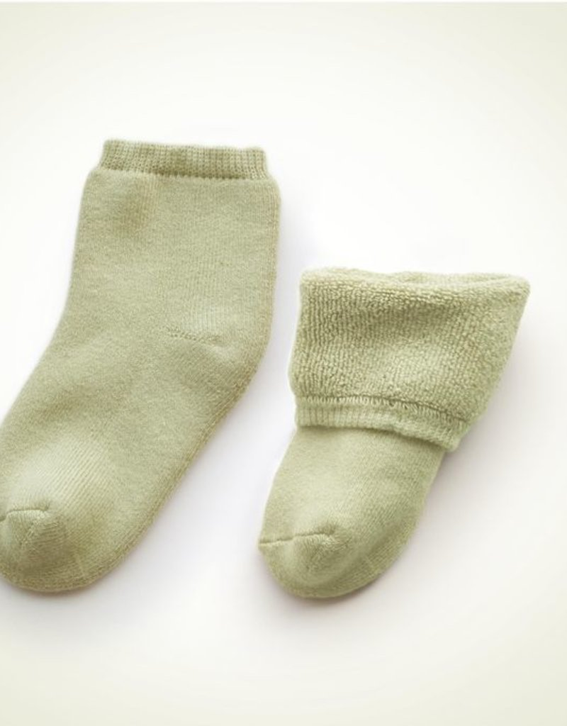 Packx3 terry baby socks.
