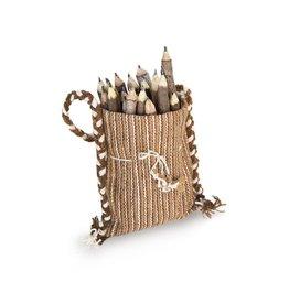 Bolsa 25 lápices