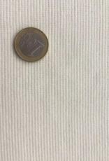 RIB 2x2 ecru 4% elastan OCCGuarantee  445grs.