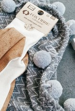 Home terry socks