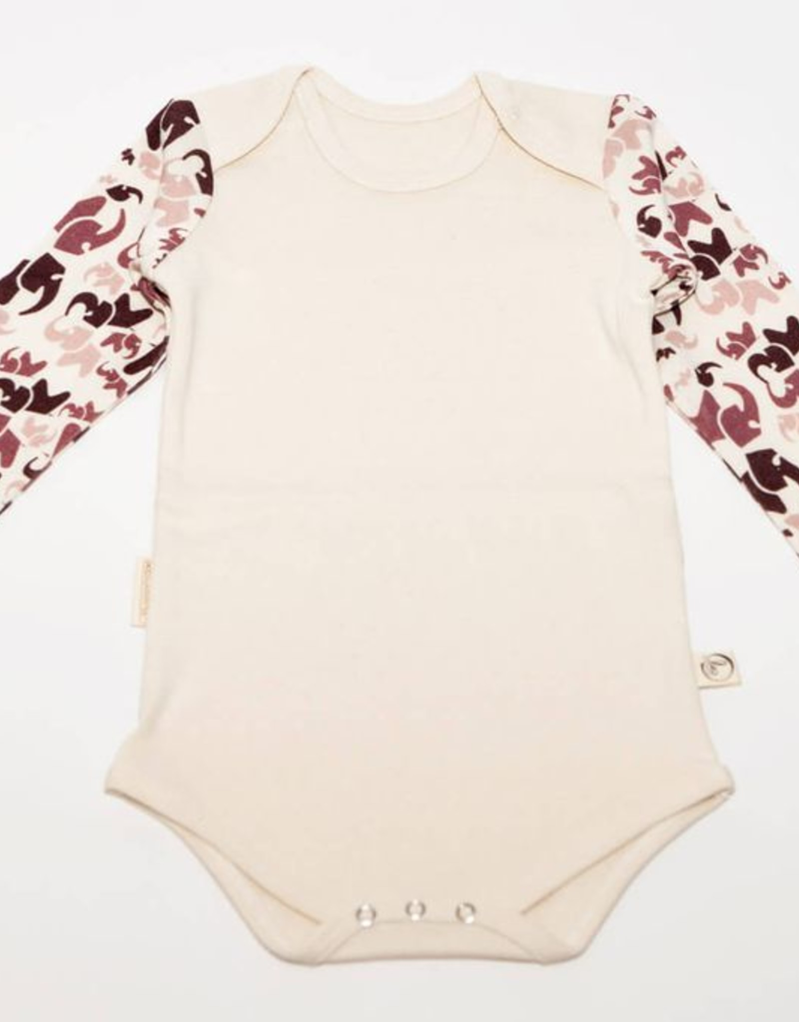 Long sleeve baby body