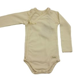 LONG SLEEVE CROSSED BABYBODY