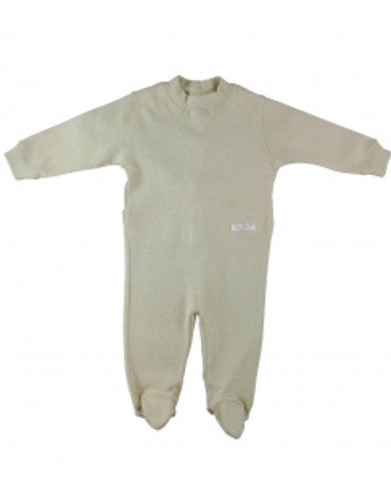 Long sleeve pajamas for baby. sizes 1, 3, 6 months.