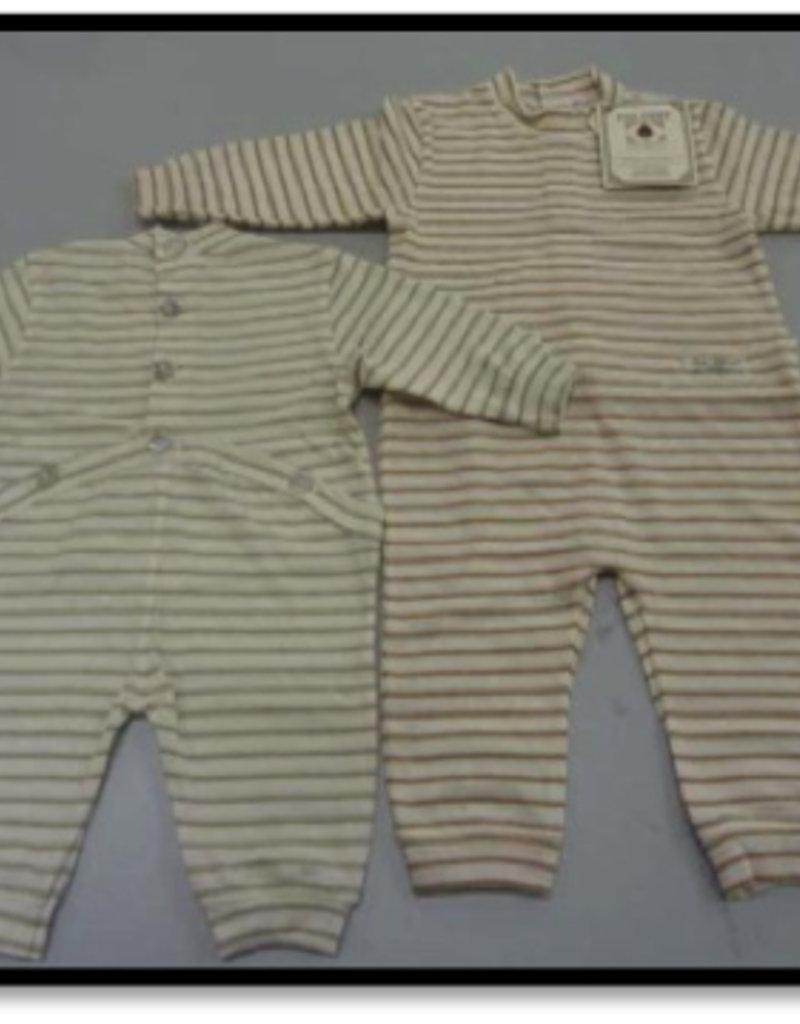 Baby pajamas footless. sizes 1, 3, 6 months.