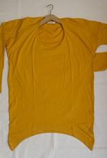 Camiseta manga larga asimétrica Jazmín