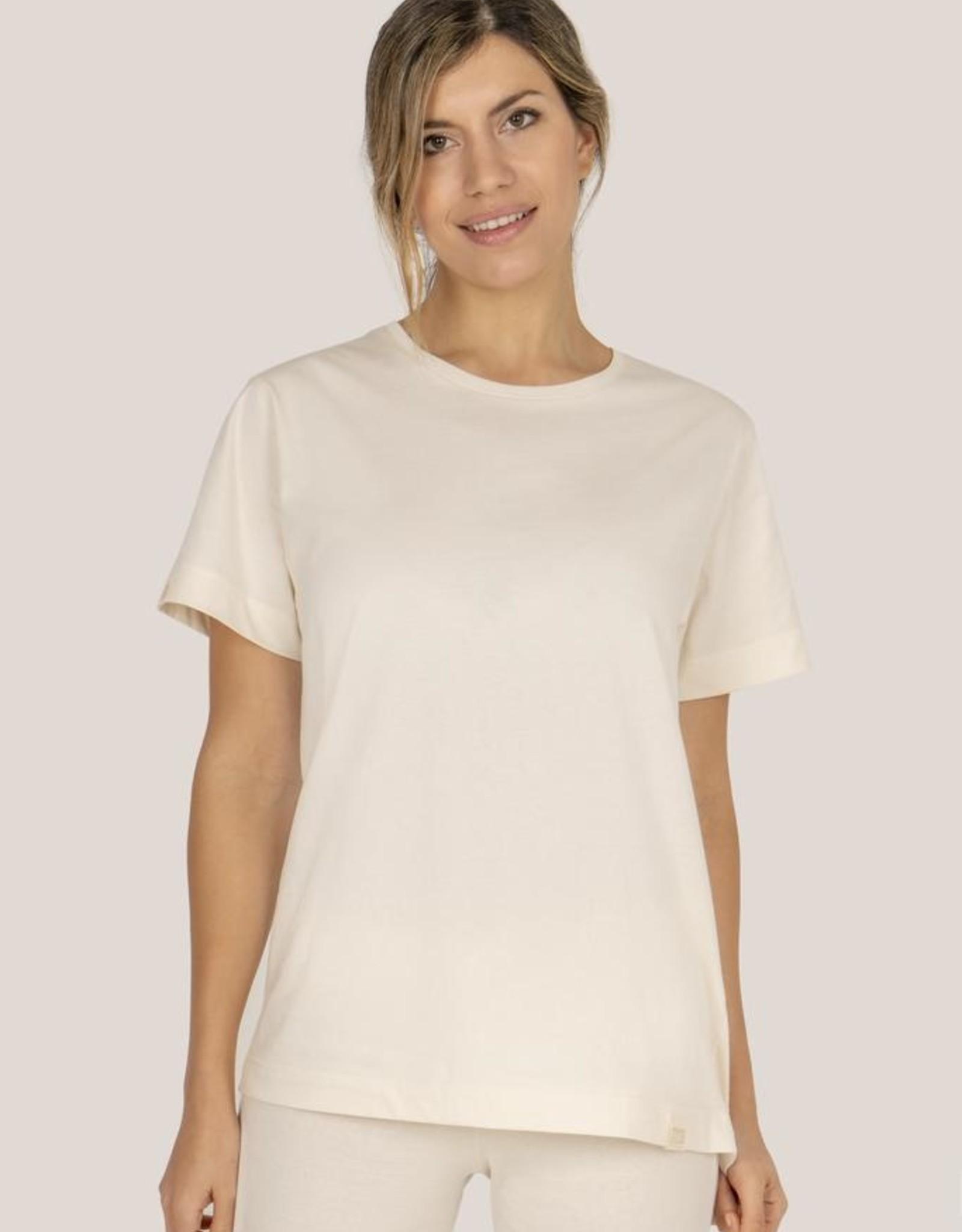 Unisex short-sleeved shirt