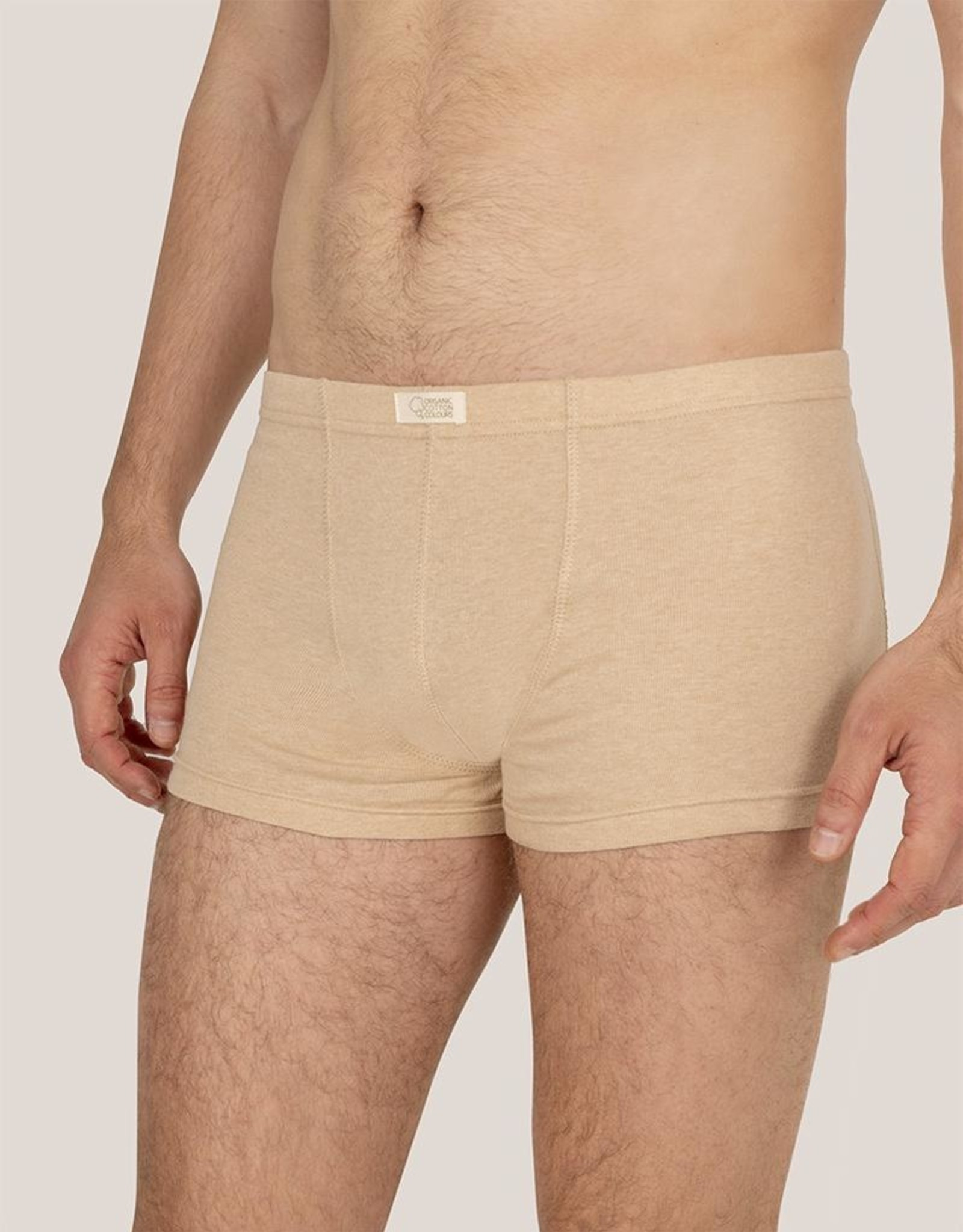 Short boxer fitted for men.