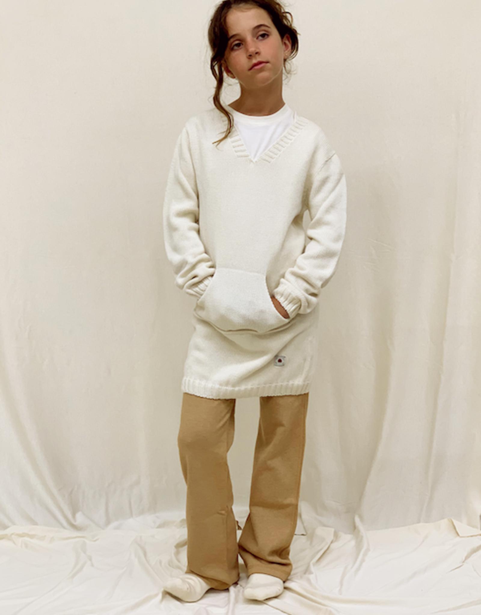 Sueter junior con capucha. Tallas 2, 4, 6 años.
