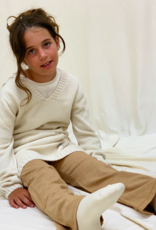 Junior hooded sweater. sizes 8, 10, 12 years.