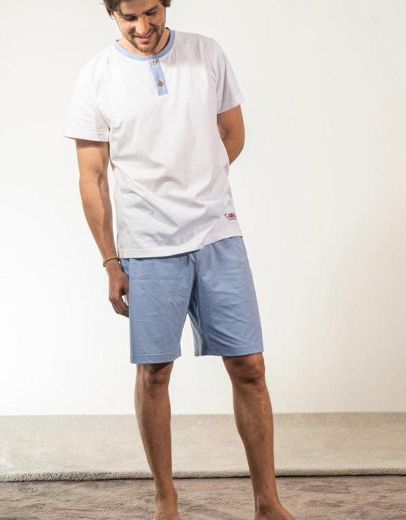 Man Pijama Blue Sky