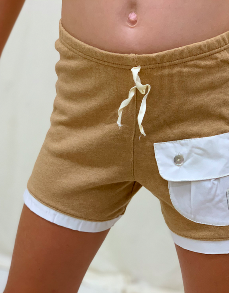 Junior shorts with pockets. size 8, 10, 12 years.