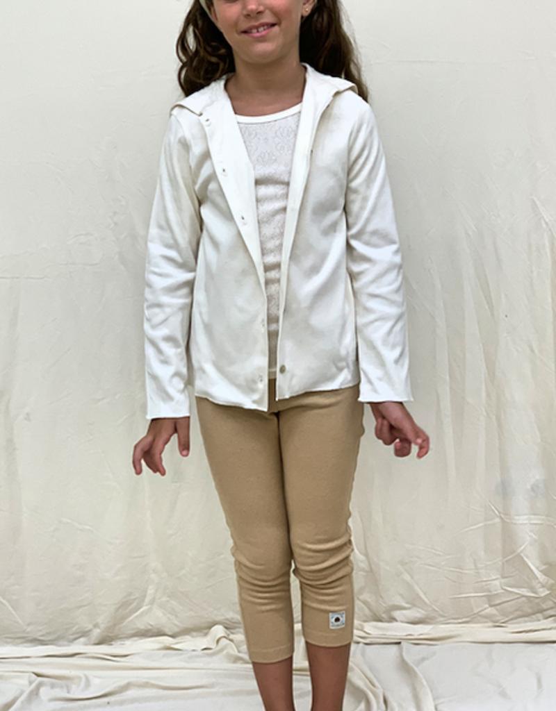 Hoodie jacket for junior. sizes 2, 4, 6 years.