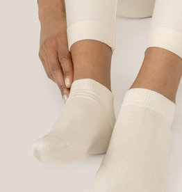 SPORT SOCK 96% ORGANIC COTTON + 4% ELASTANE