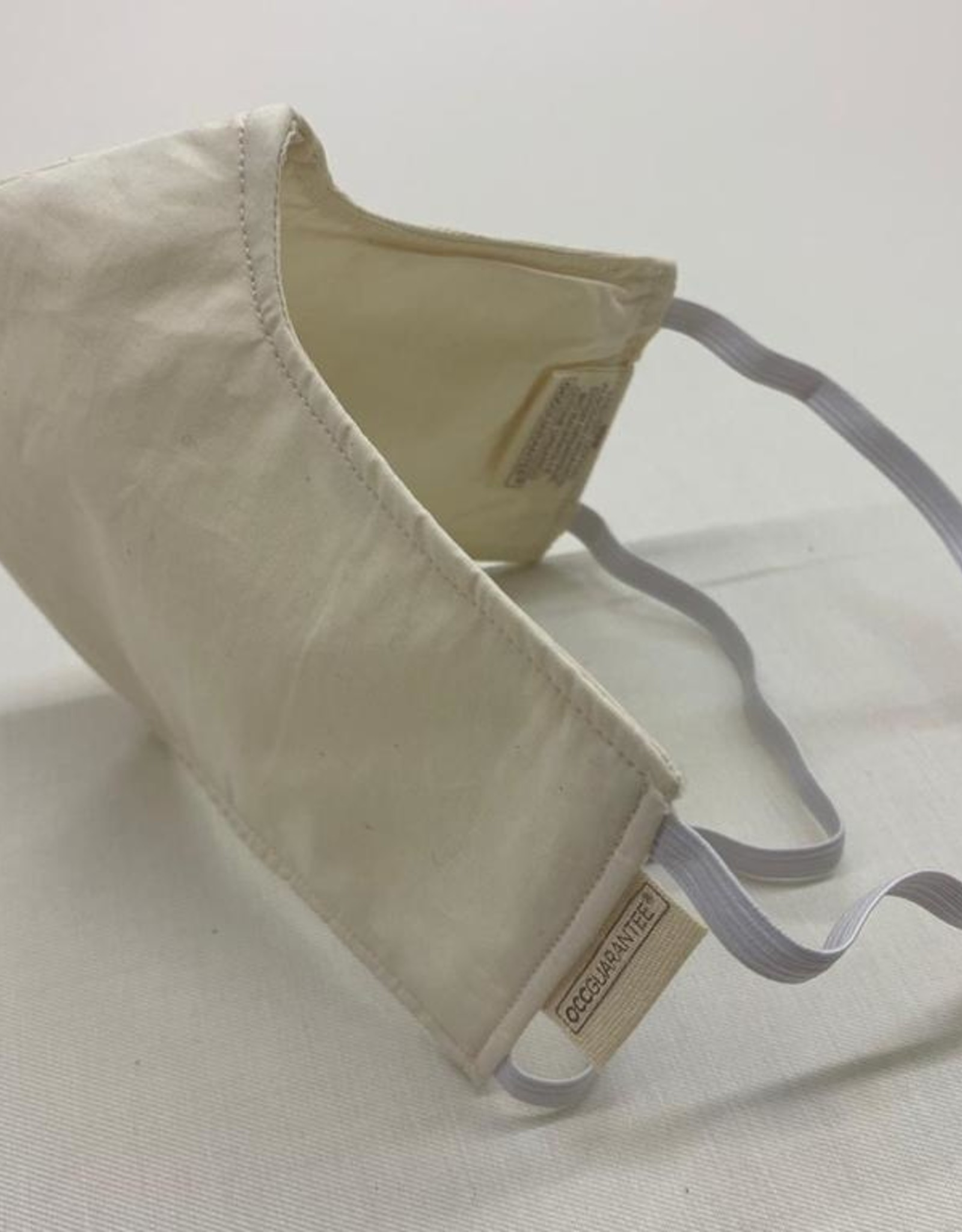 Mascarilla ergonómica reutilizable
