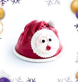 Kerst: Kerstmanboltaart