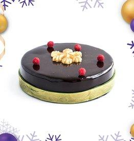 Kerst: Chocoladetaart