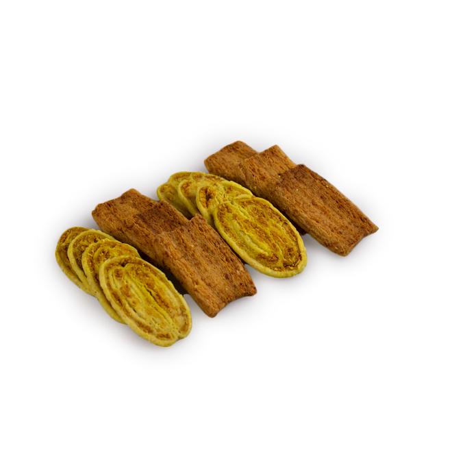 Kaaskerrie-koekjes