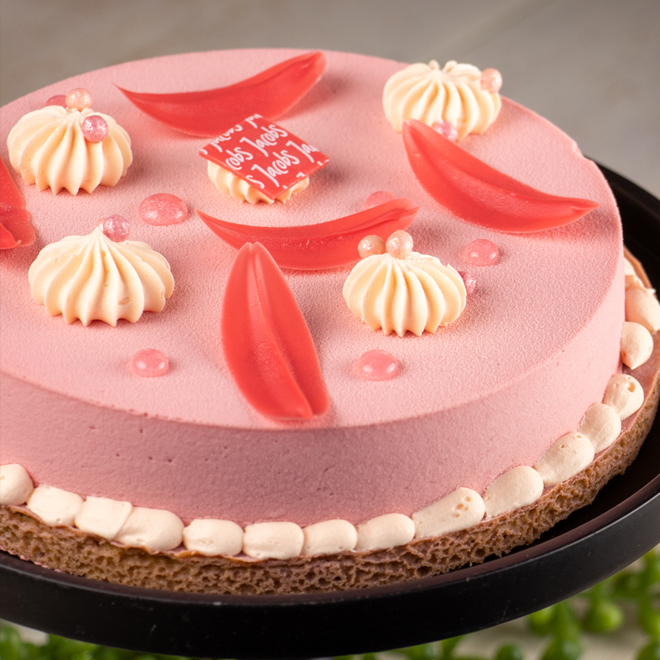 Pink Lady Taart