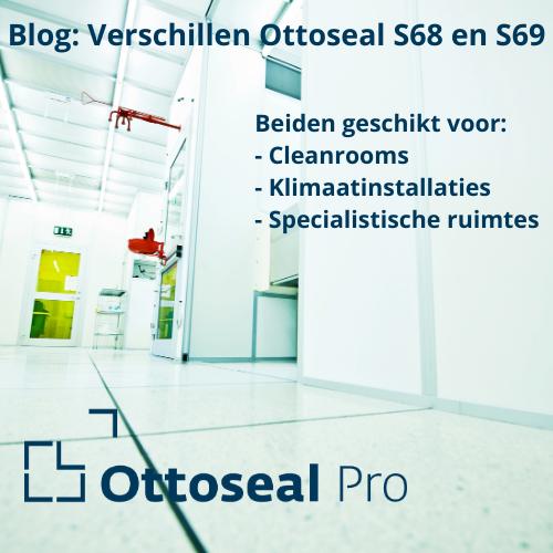 Verschil Ottoseal S68 en S69
