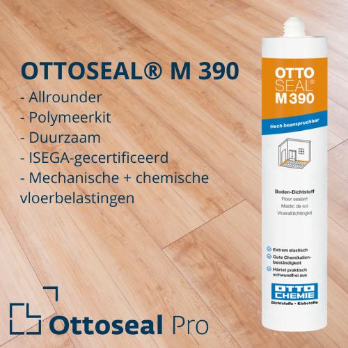 De nieuwe Ottoseal M390!