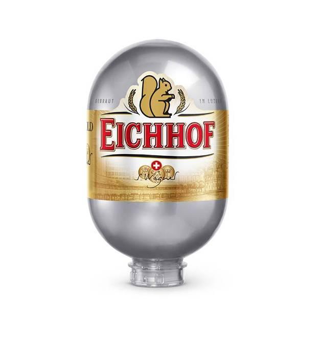Eichhof Braugold 8L Кегове