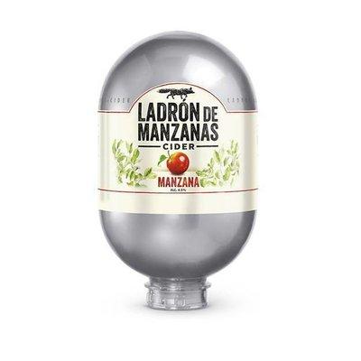 Ladrón de Manzanas 8L Barril