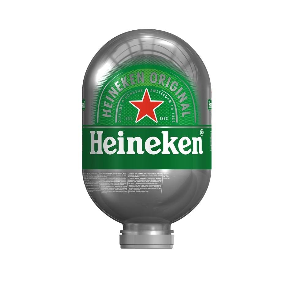 Heineken 8L
